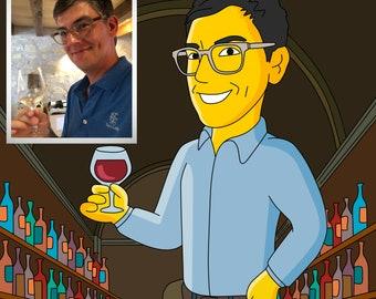 Winemaker Gift Etsy