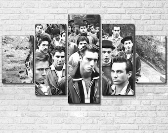 The Wanderers  5 PC Canvas Set