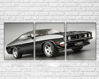 Ford Falcon GT  3 Piece Canvas Set