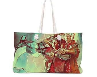 Back To The Future Weekender Bag