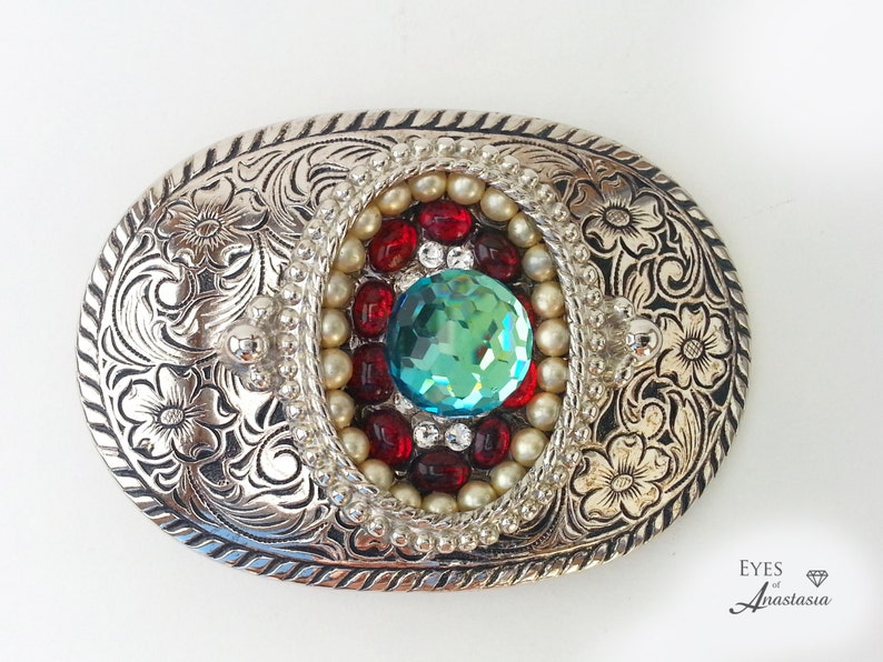 43306f7c6d Colorful belt buckle bling flashy belt buckle line dancing get noticed belt  buckle aurora borealis beautiful gift for her free shipping gift