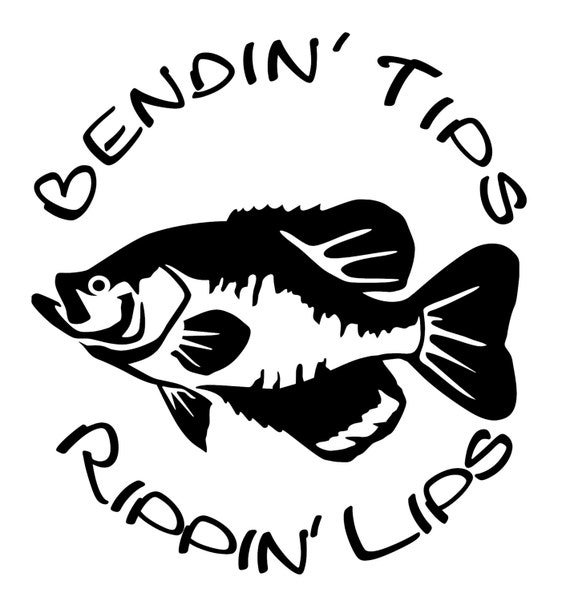bendin tips rippin lips crappie ice fishing window etsy 24 FT Tiny House image