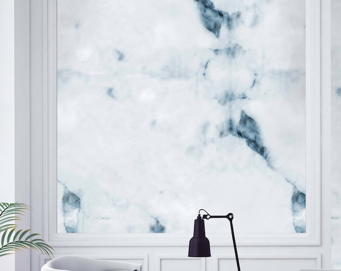 Light blue, marble Wallpaper, marble, wallpaper, marble background, wall decor, marble wall decor, marble paper, marble decor, marble mural