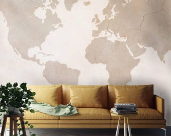 World map tapestry etsy world map wallpaper world map map vintage map world map wall art map mural vintage world map world map tapestry world map art world gumiabroncs Images