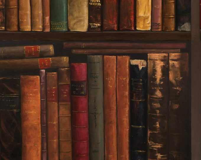 Old Books, Vintage Wallpaper, Office Decor, DIY Wall Paper
