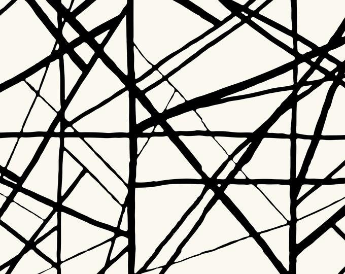 Modern Geometric Art Deco Wallpaper