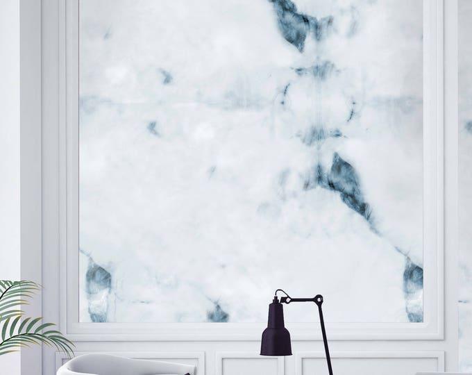 Light blue, marble Wallpaper, marble, wallpaper, marble background, wall decor, marble wall decor, marble paper, marble decor, marble mural