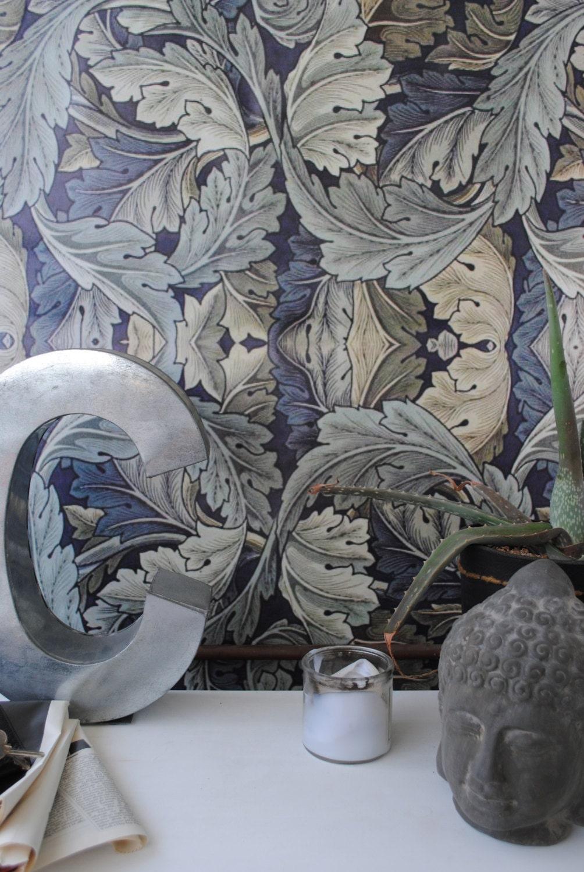 Arts And Crafts Wallpaper, William Morris Wallpaper