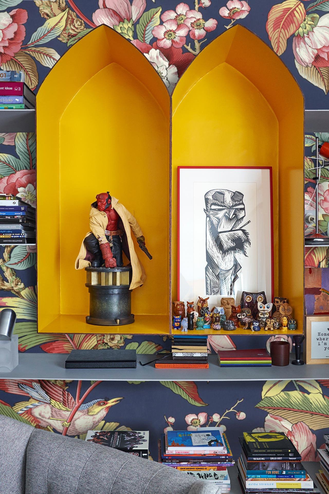 Chinoiserie Panel Wallpaper, Asian wallpaper, oriental wallpaper ...