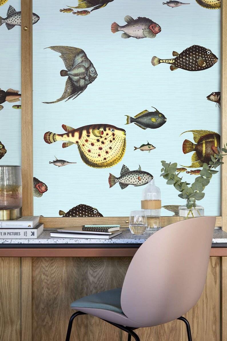 Tropical Fish Wallpaper Fishes Wallpaper Sea Wallpaper