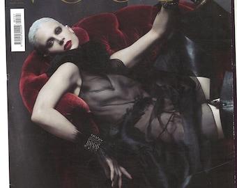 Vogue Italia no 707 July 2009  Italy Original Foreign Fashion Magazine Gift Birthday Present Kristen McMenamy cover