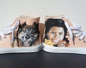 Hand painted your convers...