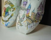 Hand painted Toms, natura...