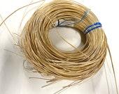 Hank of FINE FINE CANE 2-1 4 mm (5 64 quot ) wicker spline chair seat weave hand woven lace wicker rattan - R-7022