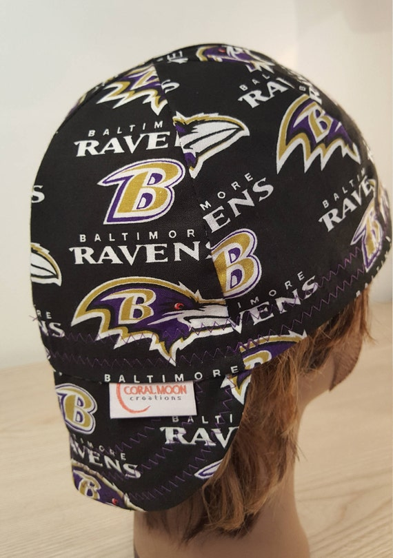 ... breast cancer awareness on field sport knit hat e85f4 discount code for  baltimore ravens cap nfl team cap welding cap cycling cap etsy ee708 8c482  ... 568f52abc