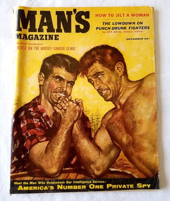Artículos similares a RARA de diciembre de 1955 volumen 3 Magazine