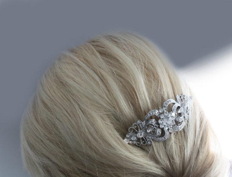 bridal hair comb,wedding hair comb,bridesmaid hair comb,bridal comb,wedding comb,crystal hair comb,bridal hair accessories,silver hair comb