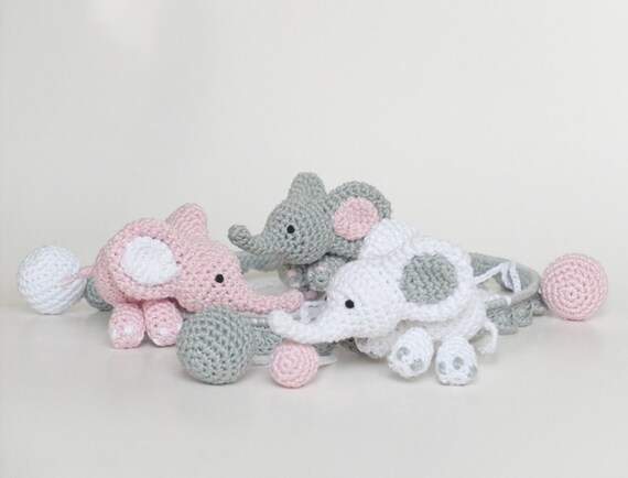 Crochet Little Zoo Mobile – by Anette Bak | 434x570