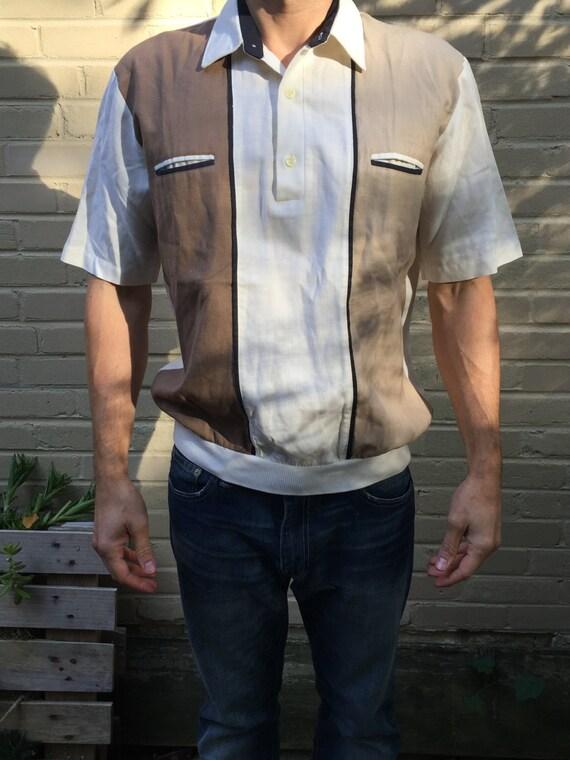 Alan Stuart Poker shirt