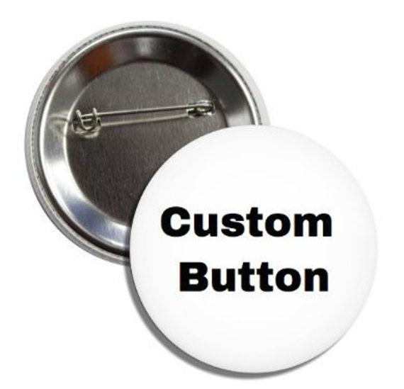 TailaGang Close Up Custom Pin Buttons