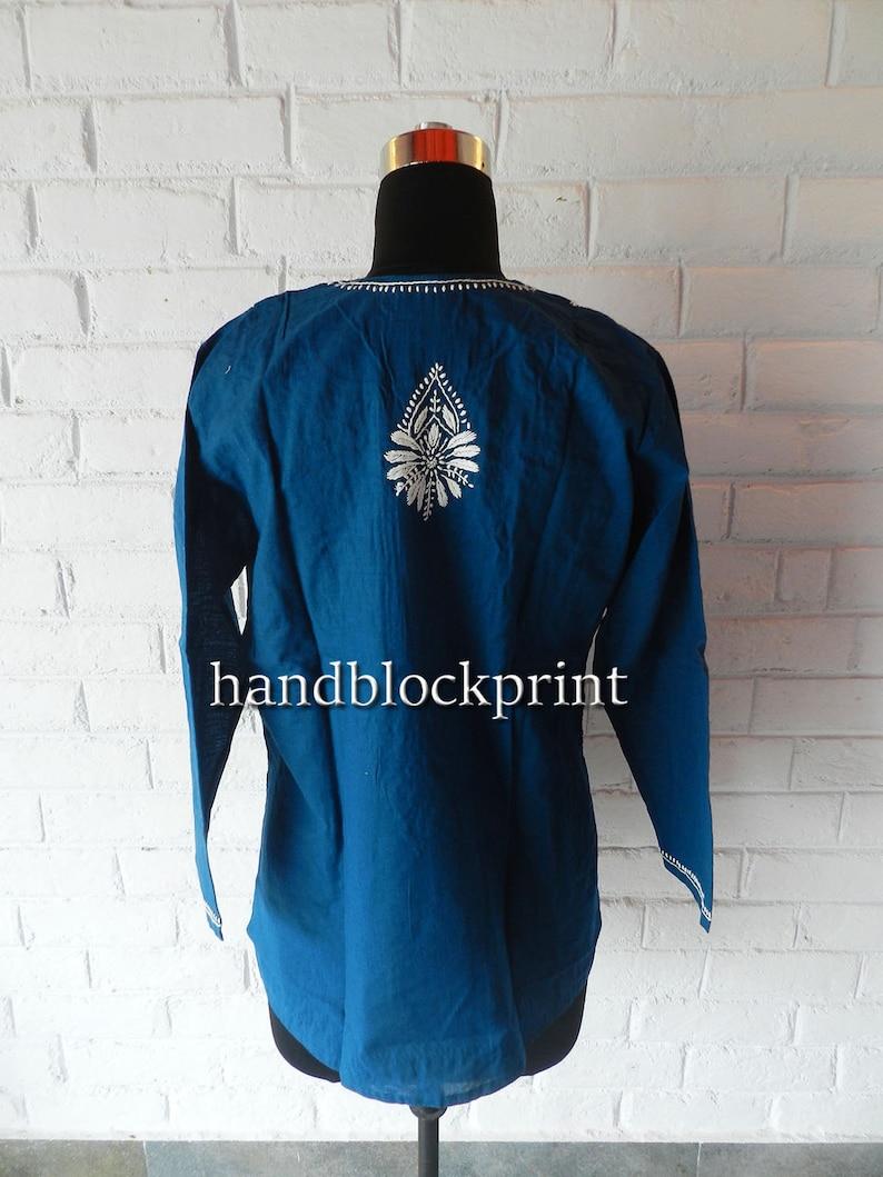 Women/'s Plus Size Cotton Tunic,Embroidered Tunic,Indian Tunic,Indian Blouse,Indian Dress,Summer Tunic,Beach Tunic,Beach Cover Up,Maxi Dress