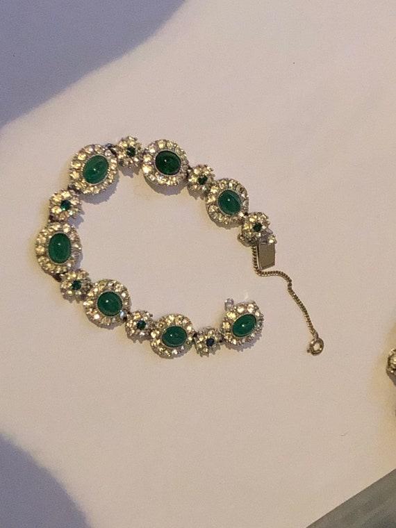 Exquisite Ciner bracelet
