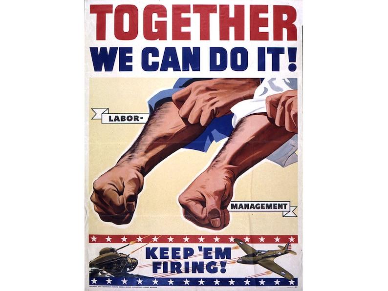 6bb9dace136 II Guerra Mundial cartel Estados Unidos Ejército Poster | Etsy