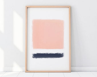 Geometric Abstract, Printable Abstract Art, Square Abstract Print, Geometric Wall Art, Geometric Print, Abstract Art Print, Minimalist Art