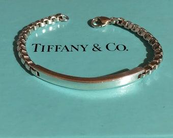 012cacbc7 Authentic Tiffany & Co. ID Venetian bracelet