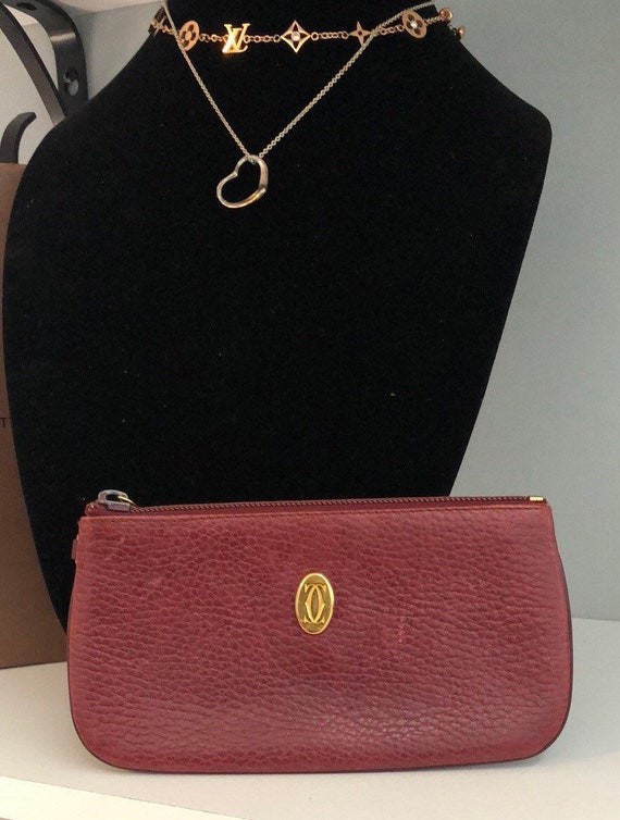 Vintage Cartier coin purse