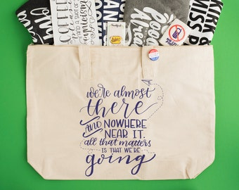 Tote bag Gilmore Girls inspired Gilmore Girls quote Lorelai Gilmore Rory tote Stars Hollow bag gilmore fan gift