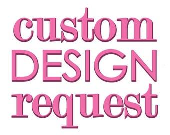 Custom Design for Amanda Shockley