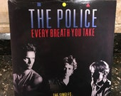 The Police Every Breath You Take The Singles 1986 LP - Sealed New NOS Vintage Vinyl Record LP - Free Shipping