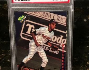 Jeter Rookie Card Etsy
