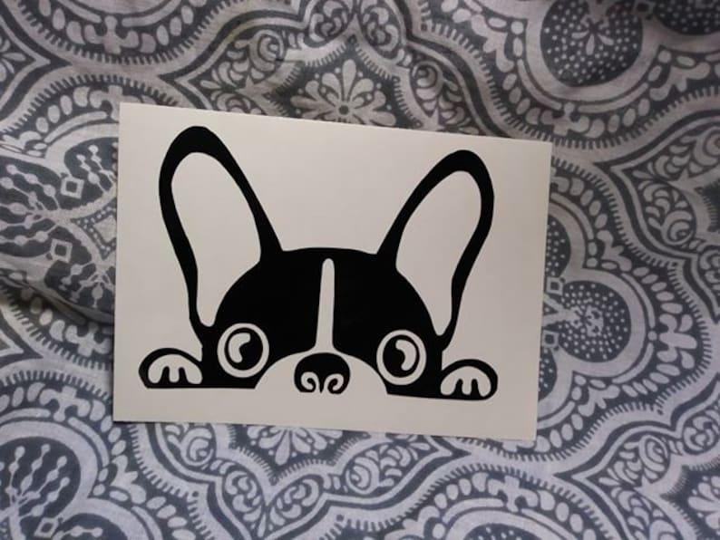 Yorkshire Terrier Dog Oval Vinyl Decal Die Cut Sticker Bumper Laptop Car Puppy