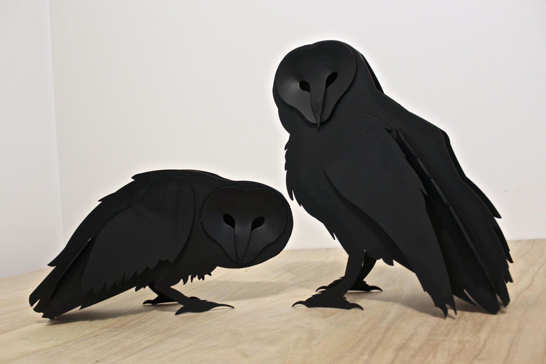 Incroyable Free Shipping!, Steel Owl Sculpture, Welded Garden Sculpture, Metal Art, Garden  Owl, Full Size, Barn, Snowy, Bird Figurine, Statue, Bitcoin