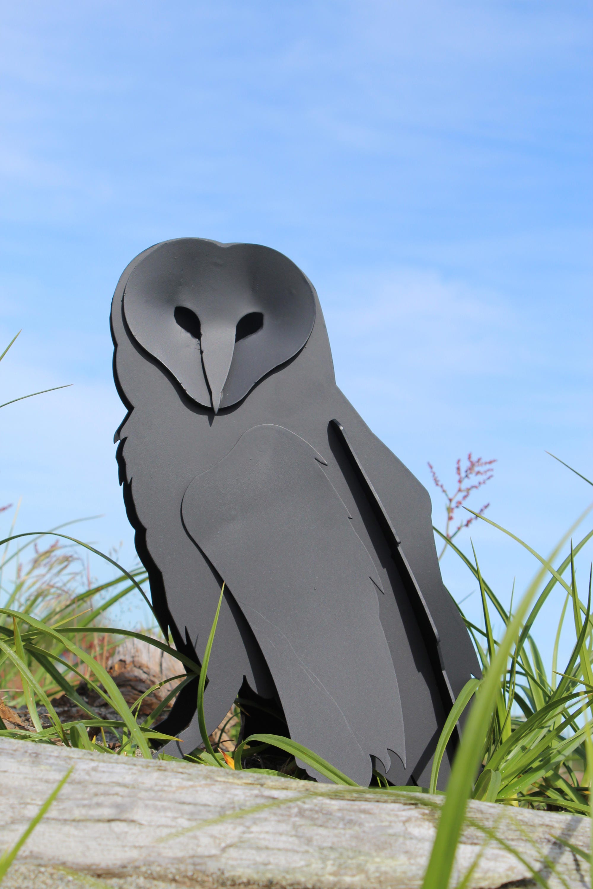 free shipping owl sculpture barn owl snowy owl harry potter