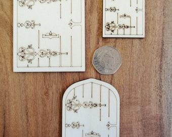 Fairy Doors Wood Crafts