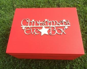 Christmas Eve Box.