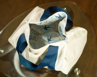 Recycled Sailcloth Duffel Bag