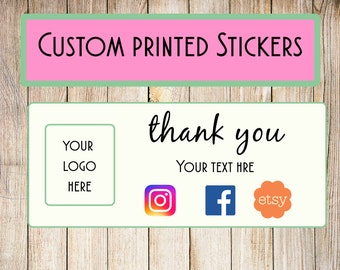 Logo stickers,product labels, social media labels,thank you stickers,mailing stickers,box labels,packaging stickers,printed stickers,labelin
