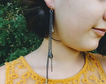 Simple Truths Feather Earring Set