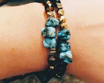 Ira Goddess Bracelet Set