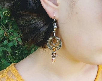New Mexico Sunset Earrings