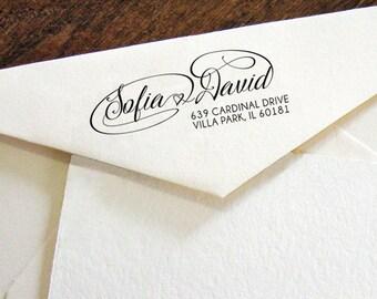 Self Inking Address Stamp - Return Address Stamp - Address Stamp