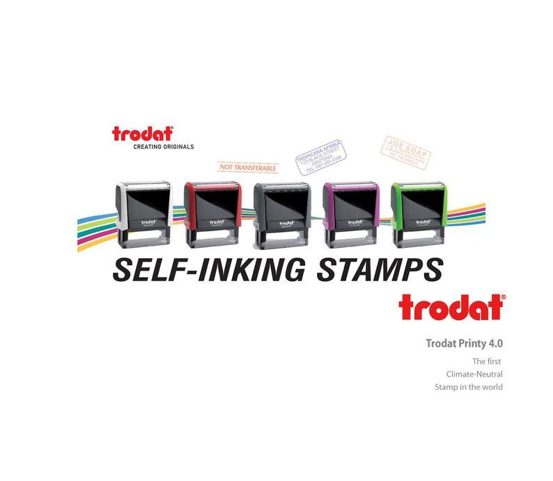 Housewarming Gift Return Address Stamp Wedding Stamp Rubber Stamp Personalized Stamp Self Ink Family Stamp