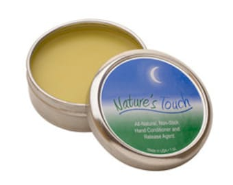 Nature's Touch Non-Stick Metal Clay Balm, 1 Ounce | CLN-801.00