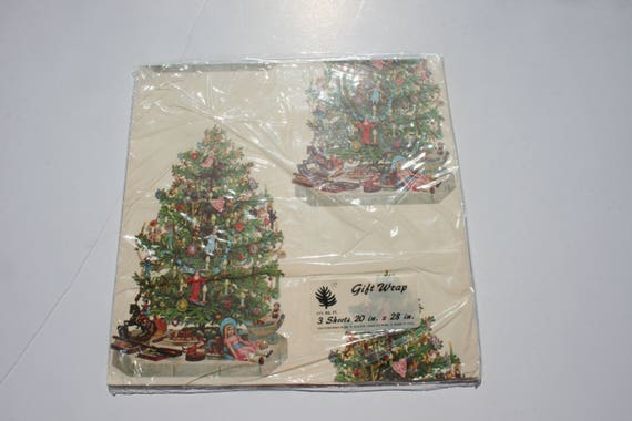 image 0 - Old Fashioned Paper Christmas Decorations