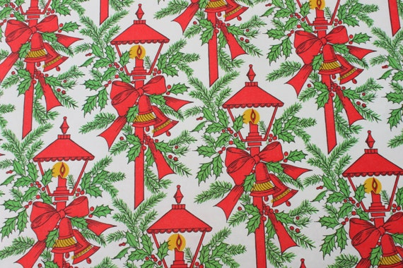 image 0 - Vintage Christmas Wrapping Paper