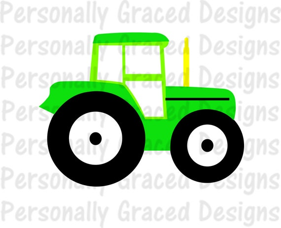 Svg Dxf Eps Cut File Png Tractor Svg Farm Svg Farming Etsy